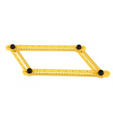 Four Folding ABS Ruler