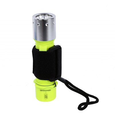 XML - T6 Strong Light Diving Torch
