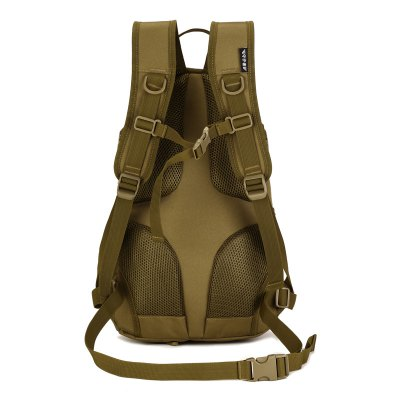 20L Military BackpackBackpacks<br>20L Military Backpack<br><br>Package Contents: 1 x Backpack<br>Package Size(L x W x H): 36.00 x 7.00 x 46.00 cm / 14.17 x 2.76 x 18.11 inches<br>Package weight: 0.8190 kg<br>Product weight: 0.7700 kg