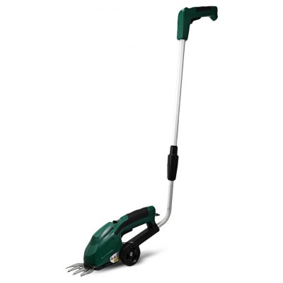 2 in 1 Rechargeable Lawn Mower