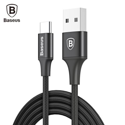 Baseus Rapid Series Type-C Data Cable with Indicator Light 1M