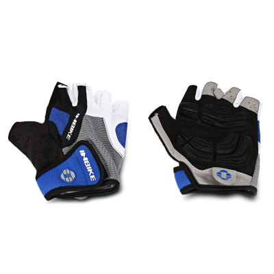 INBIKE Half Finger Riding GlovesCycling Gloves<br>INBIKE Half Finger Riding Gloves<br><br>Gender: Unisex<br>Package Contents: 1 x Pair of INBIKE Half Finger Gloves<br>Package Size(L x W x H): 16.00 x 17.00 x 2.00 cm / 6.3 x 6.69 x 0.79 inches<br>Package weight: 0.0820 kg<br>Product Size(L x W x H): 15.00 x 16.00 x 1.00 cm / 5.91 x 6.3 x 0.39 inches<br>Product weight: 0.0570 kg
