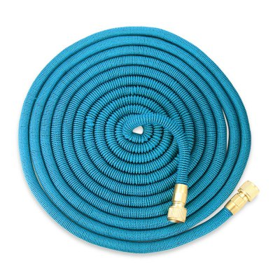 Garden Expandable Magic Water Hose 25 / 50 / 75 / 100ftWatering &amp; Irrigation<br>Garden Expandable Magic Water Hose 25 / 50 / 75 / 100ft<br><br>Material: Brass, Plastic, Polyester, TPE<br>Package Contents: 1 x Water Hose, 1 x English User Manual<br>Package Size(L x W x H): 24.00 x 24.00 x 11.00 cm / 9.45 x 9.45 x 4.33 inches<br>Package weight: 1.5500 kg<br>Product weight: 1.3990 kg