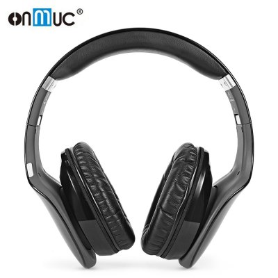 ONMUC L380 Foldable Touch Controlled Bluetooth Headset
