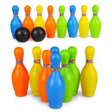 Children Sports Cartoon Toy Colorful Bowling
