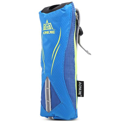 AONIJIE Outdoor 500ML Running Handheld Water Bottle PackOther Camping Gadgets<br>AONIJIE Outdoor 500ML Running Handheld Water Bottle Pack<br><br>Package Contents: 1 x Water Bottle, 1 x Pack<br>Package Size(L x W x H): 25.00 x 7.00 x 6.00 cm / 9.84 x 2.76 x 2.36 inches<br>Package weight: 0.1150 kg<br>Product weight: 0.0910 kg