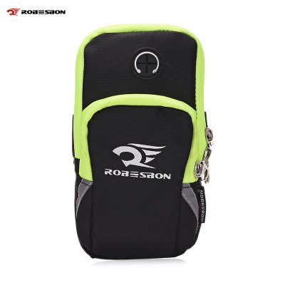 ROBESBON Sports Phone Bag Armband Case
