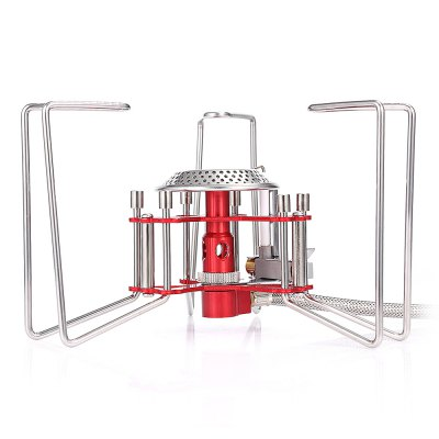 Bulin BL100 - B6 Picnic Gas Furnace StoveCamp Kitchen<br>Bulin BL100 - B6 Picnic Gas Furnace Stove<br><br>Package Contents: 1 x Split Gas Stove, 1 x Pouch, 1 x English Manual<br>Package Size(L x W x H): 10.00 x 10.00 x 10.50 cm / 3.94 x 3.94 x 4.13 inches<br>Package weight: 0.3000 kg<br>Product weight: 0.2220 kg<br>Stove Type: Gas Stove<br>Structure: Split<br>With Ignition Device or Not: Included