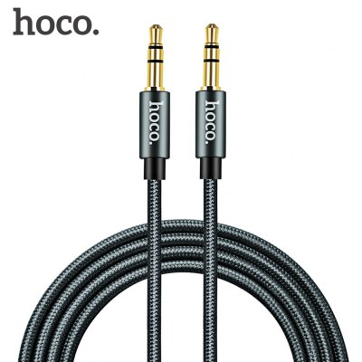 HOCO UPA03 Noble Sound Series 3.5mm AUX Audio Cable 1M