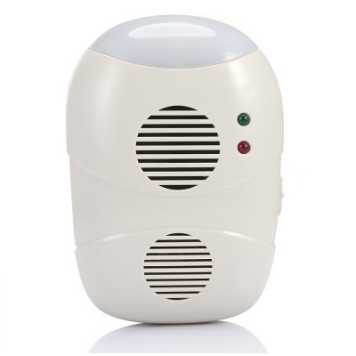 Ultrasonic Pest Repeller with Negative Ion