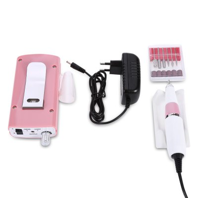 Electric Nail Manicure Tools Pedicure File Polisher Machine