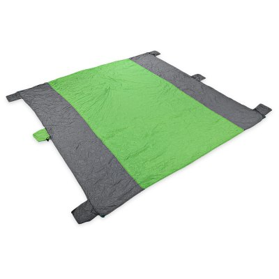 AUTO AT6235 Portable Sandproof Camping Picnic Beach MatTent Accessories<br>AUTO AT6235 Portable Sandproof Camping Picnic Beach Mat<br><br>Outdoor Activity: Camp,Picnic Barbecue,Sandbeach,Self-driving Travel<br>Package Contents: 1 x Beach Mat, 4 x Stake<br>Package Size(L x W x H): 20.00 x 14.00 x 14.00 cm / 7.87 x 5.51 x 5.51 inches<br>Package weight: 0.5100 kg<br>Product weight: 0.4940 kg