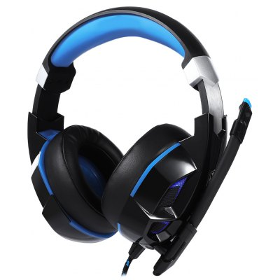 M05 Stereo LED Light Gaming Headset with Microphone