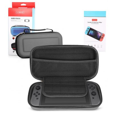 Hard Pouch Travel Case for Switch