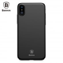 Baseus Thin Case Protective PC Back Cover for iPhone X