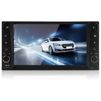 DW7012 - MW Android 6.0.1 Car DVD Player for Toyota