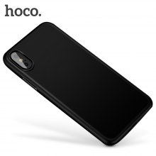 HOCO Thin Series Frosted Case PP Back Cover for iPhone X