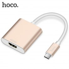 HOCO HB5 Type-C Male to HDMI Female Converter Adapter