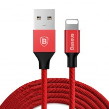 Baseus Yiven 8 Pin Data Charging Braided Cable 1.2M