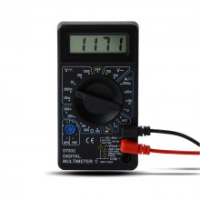 WHDZ DT832 Alarm Poles Digital Multimeter