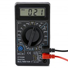 WHDZ DT830B Digital Multimeter AC DC Tester