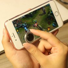 Mobile Game Rocker Button Cupula Handle