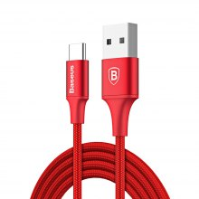 Baseus Rapid Series Type-C Data Cable with Indicator Light 2M