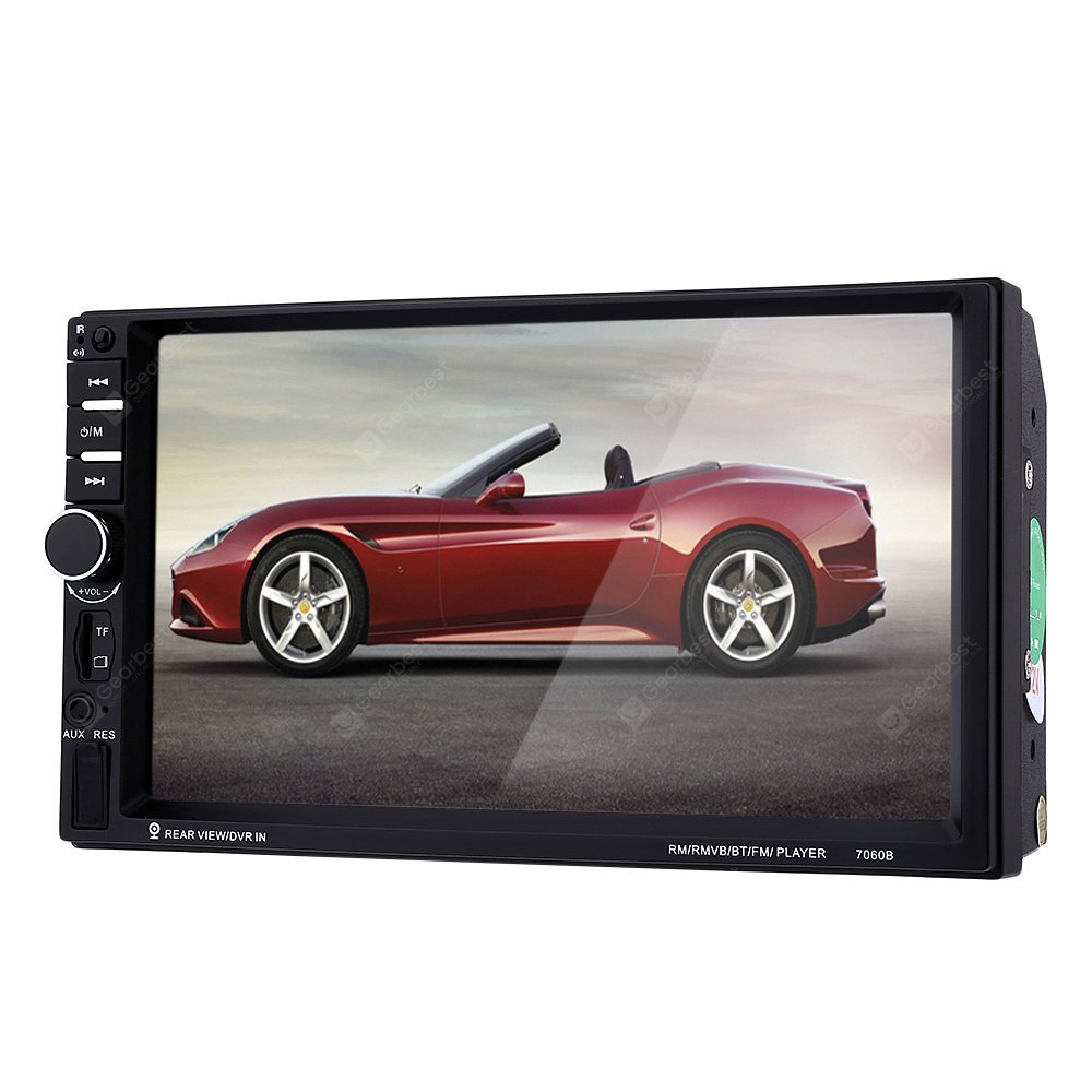 7060B 7 inch Car Audio Stereo MP5 Player