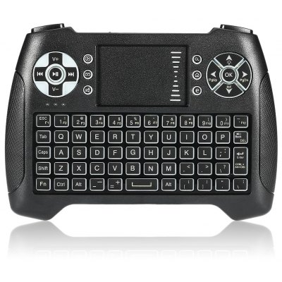 T16 2.4GHz Mini Wireless Keyboard with Awesome Backlit