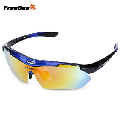FreeBee 0089 Outdoor Cycling UV Protection Sunglasses