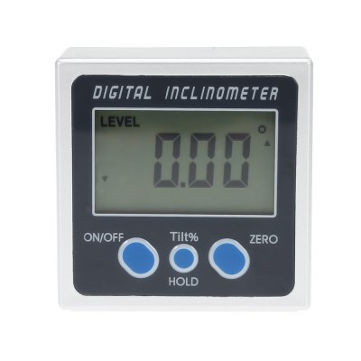 Digital Inclinometer Level Box Angle Finder