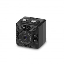 SQ10 Full HD 1080P 120 Degree Mini DVR with 8 Infrared Lights