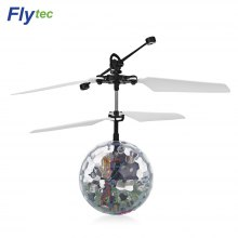 Flytec TY935 RC Flying Infrared Induction Helicopter Ball