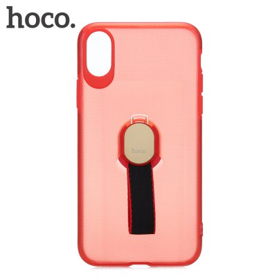 HOCO Ousong Series Case Woven Anti-skidding for iPhone X