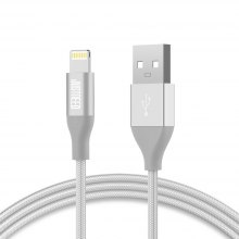 JUSTNEED MFi Certification 2.4A Charging Cable for iPhone 8