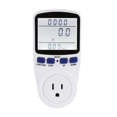 Smart Power Meter Socket
