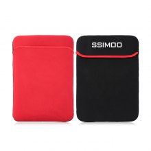 SSIMOO Double-faced Foam Fabric Laptop Bag 12.5 inch