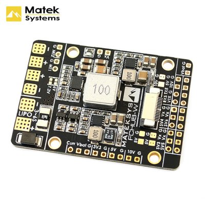 Matek Systems FCHUB - W Current Sensor for RC FPV Drone