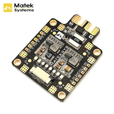 Matek Systems FCHUB - 6S Hub Power Distribution Board