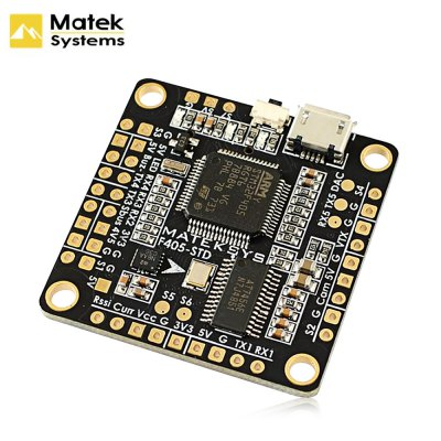 Matek F405 - STD BetaFlight STM32F405 Flight Controller