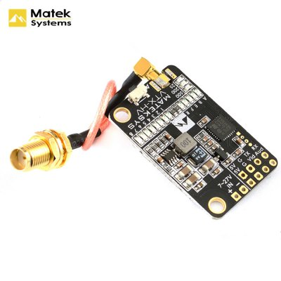 Matek Systems VTX - HV 5.8G Switchable Video Transmitter