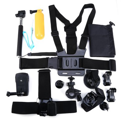 13 in 1 Outdoor Sports Action Camera Accessories Set