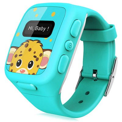 Umeox W268 Children Smart GPS Wristband