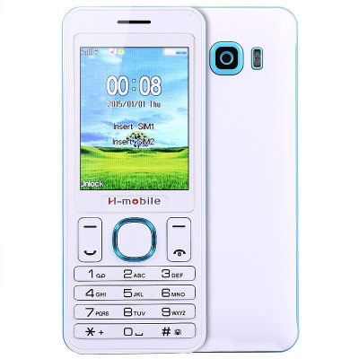 X3 2.4 inch Quad Band Touch Screen Phone
