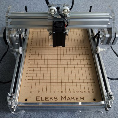 A5 Mini Laser Engraving Machine DIY Set