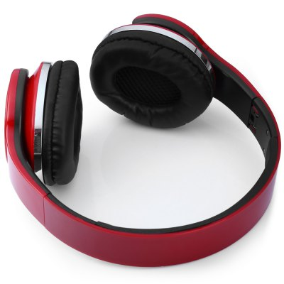 H-666 Wireless Bluetooth Headphones Headband with Mic FM Function