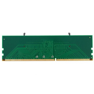 ZYX02015-RH48 SO DDR3 to DDR3 AdapterCables &amp; Connectors<br>ZYX02015-RH48 SO DDR3 to DDR3 Adapter<br><br>Model: ZYX02015-RH48<br>Type: Adapter<br>Working Voltage: 1.5V<br>Product weight: 0.018 kg<br>Package weight: 0.022 kg<br>Product size (L x W x H): 14.000 x 6.000 x 6.000 cm / 5.512 x 2.362 x 2.362 inches<br>Package size (L x W x H): 16.000 x 8.000 x 8.000 cm / 6.299 x 3.150 x 3.150 inches<br>Package Contents: 1 x ZYX02015-RH48 SO DDR3 to DDR3 Adapter