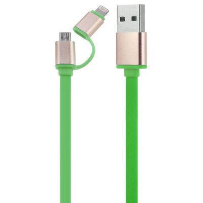 Micro USB Charge Data Sync Cable with 8Pin Adaptor