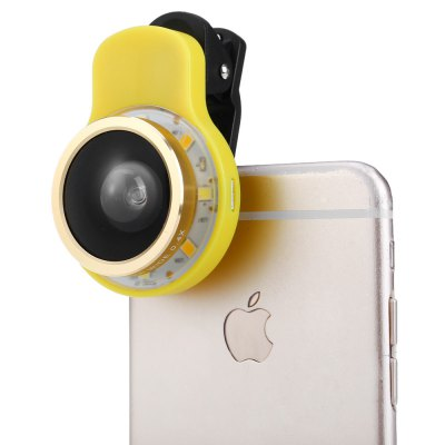 RK09F Universal Mobilephone Fill-in Flash Kit with Lens