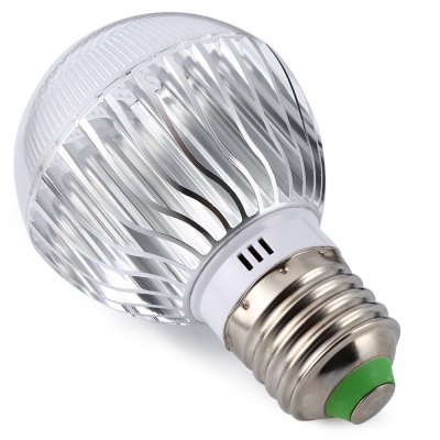 RGB LED Bulb E27 3W with Remote Control